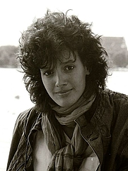Author photo. Sweden, 1983 (photo credit: Wikipedia user Towpilot, July 1983)