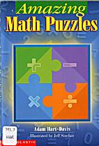 Amazing Math Puzzles by Adam Hart-Davis