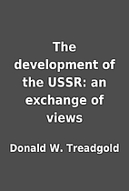 The development of the USSR: an exchange of…