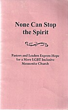 None Can Stop the Spirit : Pastors and…