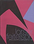 Lorser Feitelson : the kinetic series :…