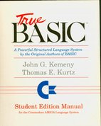 True BASIC: A powerful structured language…
