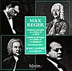 Reger: Variations and Fugue on a Theme of J.…