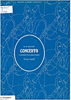 Concerto Clarinet in A and Piano by WA…
