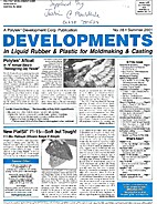 Developments - in Liquid Rubber & Plastics…