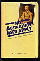 No Australian need apply : the troubled…