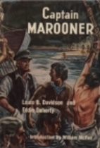 Captain Marooner by Louis Bennett Davidson