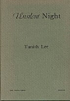 Unsilent Night by Tanith Lee