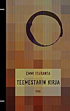 Teemestarin kirja by Emmi Itäranta