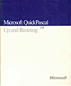 Microsoft QuickPascal 1.0 - Up and Running…