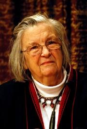 Author photo. Elinor Ostrom