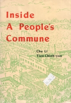 Inside A People's Commune: Report From…