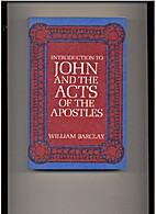 Introduction to John and the Acts of the…