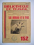 Bibliothèque de travail n° 152 Les animaux…