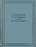 Webster's Universal Dictionary in Two…