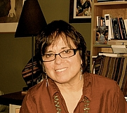 Author photo. Cherríe Moraga