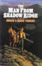 The Man from Shadow Ridge (Saga of the…