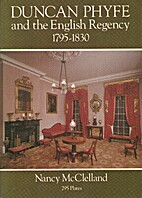 Duncan Phyfe and the English Regency,…