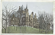 Author photo. Stone Hall, Wellesley College<br> Courtesy of the <a href=&quot;http://digitalgallery.nypl.org/nypldigital/id?402532&quot;>NYPL Digital Gallery</a> (image use requires permission from the New York Public Library)