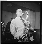Author photo. Photo by William Gottlieb, Gottlieb Jazz Photos, Library of Congress at <a href=&quot;http://www.flickr.com/photos/library_of_congress/5104556759/in/set-72157624588645784/&quot; rel=&quot;nofollow&quot; target=&quot;_top&quot;>Flickr.com</a>