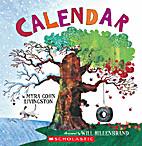 Calendar by Myra Cohn Livingston