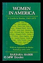 WOMEN IN AMERICA (Illini books) by Barbara…