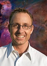 Author photo. Lars Lindberg Christensen