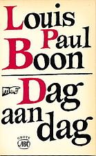 Dag aan dag by Louis Paul Boon