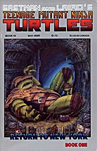 Teenage Mutant Ninja Turtles 19 by Kevin…