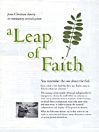 A Leap of Faith: From Christian charity to…