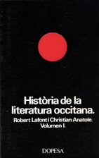 Història de la literatura occitana by…