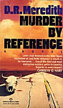 Murder by Reference by Doris R. Meredith