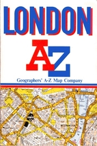 London A to Z by Geographers' A-Z Map…