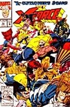 X-Force (1991) #16 - Jacklighting by Fabian…