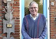 Author photo. Everhard Jans