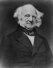 Author photo. Martin Van Buren (1782-1862) (Wikipedia)