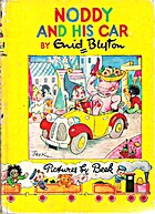 Noddy and His Car by Enid Blyton