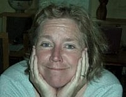 Author photo. Nancy C. Muir