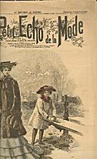 Le Petit Echo de la Mode, Issue 1, January…