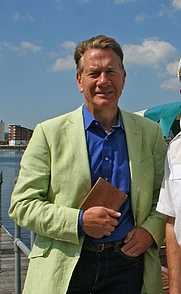 Author photo. Michael Portillo in Cardiff Bay in 2011 Photo from Wikipedia, by Ben Salter.