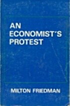 An economist's protest: columns in political…