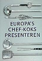 Europa's chef-koks presenteren: Gebak by…