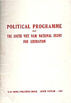 Political Programme of the South Viet Nam…