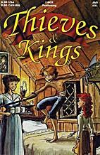 Thieves & Kings 21 by Mark Oakley