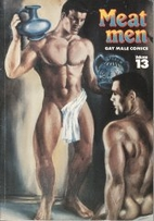 Meatmen Volume 13 by Winston Leyland