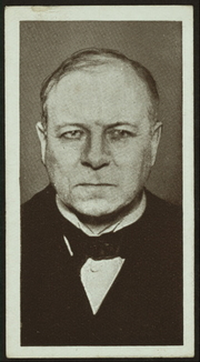 Author photo. Courtesy of the <a href=&quot;http://digitalgallery.nypl.org/nypldigital/id?1201594&quot;>NYPL Digital Gallery</a> (image use requires permission from the New York Public Library)