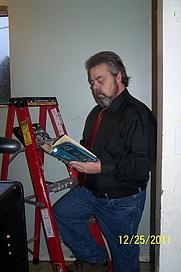 Author photo. Ronnie Ray Jenkins (Author)