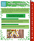 Herbal Therapy (Speedy Study Guides) by…