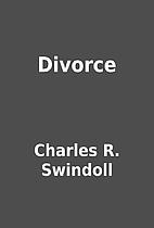 Divorce by Charles R. Swindoll