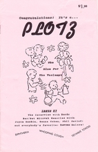 Plotz [#7] by Barbara Kligman